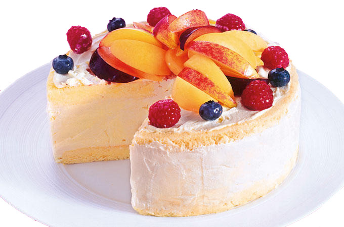Banana Orange Yogurt Cake